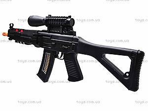 Ружье музыкальное «Боевое оружие»  с фонариком, 6688-4, купить