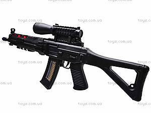 Ружье музыкальное «Боевое оружие» с фонариком, 6688-2, фото