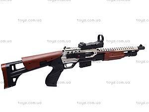 Ружье на пульках с лазером, 515-0505A, игрушки