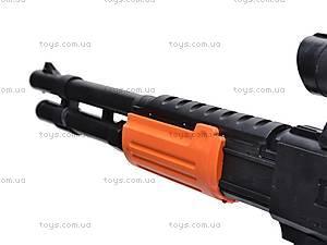 Ружье  под пульки с фонарем, 2066A, купить