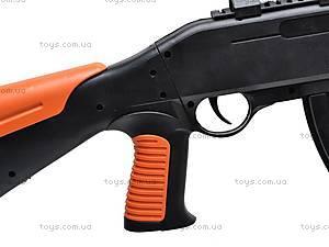 Ружье  под пульки с фонарем, 2066A, цена