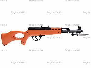 Ружье с комплектом пулек, 2030