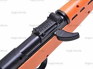 Ружье с комплектом пулек, 2030, игрушки