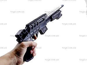 Игрушечное ружьё на пульках, с прицелом, TS61, купить