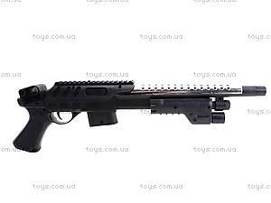 Игрушечное ружьё на пульках, с прицелом, TS61, цена