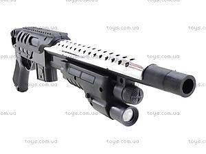 Игрушечное ружьё на пульках, с прицелом, TS61, игрушки