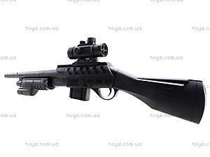 Ружьё на пульках и прицелом, 515-0508, купить