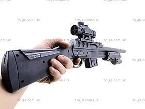 Ружьё на пульках и прицелом, 515-0508, отзывы