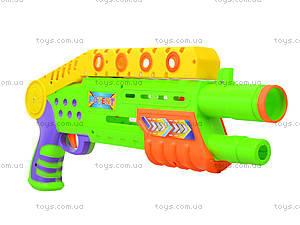 Игрушечный пистолет с шариками для детей, 8155-68, игрушки