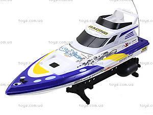 Радиоуправляемый катер Racing, 26A-101112, игрушки