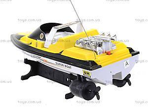 Радиоуправляемый катер с подставкой, 26A-131415, цена