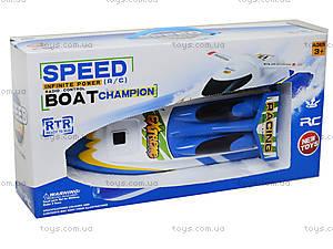 Игрушечный катер на радиоуправлении Speed, 26A-161819202122, отзывы