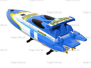 Игрушечный катер на радиоуправлении Speed, 26A-161819202122, цена