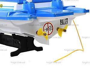 Игрушечный катер на радиоуправлении Speed, 26A-161819202122, детские игрушки