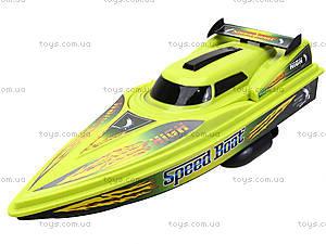 Катер на радиоуправлении Speed Boat, 26A-343536, игрушки