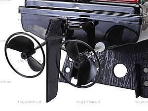 Катер на радиоуправлении с подставкой, MX-0010-2, toys