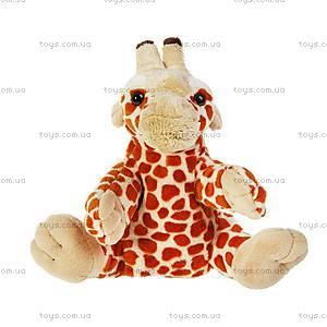 Игрушка-рукавичка «Жираф», 21-907762-3, купить