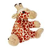 Игрушка-рукавичка «Жираф», 21-907762-3, фото