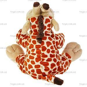 Игрушка-рукавичка «Жираф», 21-907762-3, отзывы