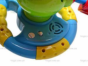 Руль для малышей, 916, детские игрушки