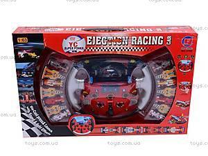 Руль «Формула 1» с набором машинок, 3702, игрушки