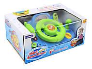 Детский игровой центр «Музыкальный руль», BT-5827, купить игрушку