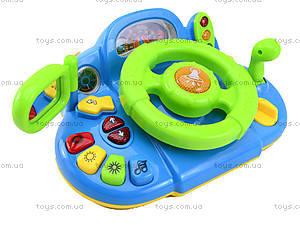 Детский игровой центр «Музыкальный руль», BT-5827, игрушки