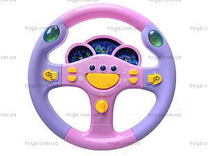 Руль музыкальный «Водитель», 68905-1, фото