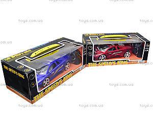 Спортивная машина на радиоуправлении Speed King, 588-1B5B, купить
