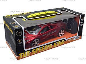 Спортивная машина на радиоуправлении Speed King, 588-1B5B, цена