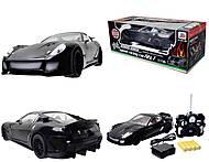 Радиоуправляемая машина Speed racing car, 599-3A5A, отзывы
