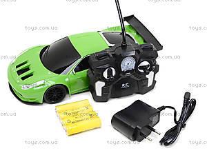 Автомобиль на радиоуправлении с подсветкой, 599-6A, toys