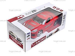 Машинка на радиоуправлении Racing Star, 618-11A12A, фото
