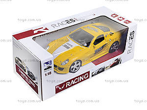 Машинка на радиоуправлении Racing Star, 618-11A12A, toys.com.ua