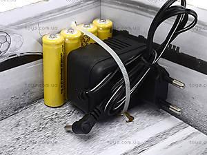 Радиоуправляемая машина со светом, 61989-4-5-6, фото
