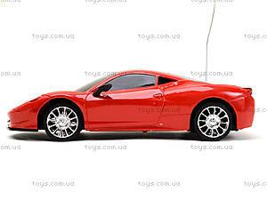 Машина на радиоуправлении со световыми эффектами, 666-6A, toys.com.ua