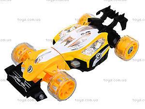 Радиоуправляемая машинка-трансформер, 8599-A22, детские игрушки
