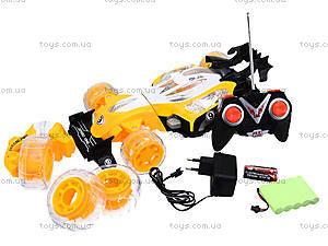 Радиоуправляемая машинка-трансформер, 8599-A22, toys