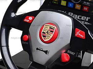Радиоуправляемая машина Porsche с пультом в виде руля, 866-1815BSW, цена