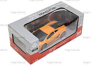 Игрушечная машина на радиоуправлении Racing, JT209214, toys
