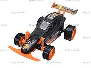 Детская радиоуправляемая машина «Багги», 9665, детские игрушки