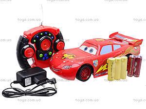 Радиоуправляемая машина из м/ф «Тачки», 767-368C, игрушки