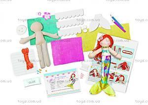 Набор для пошива куклы «Русалочка», 00-02733, купить