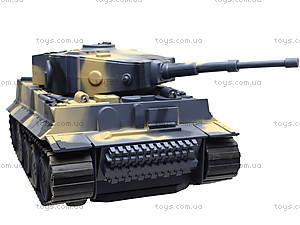 Радиоуправляемый танк «Tiger I», 168-18, фото