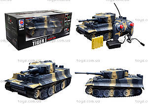 Радиоуправляемый танк «Tiger I», 168-18