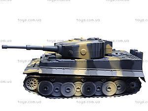 Радиоуправляемый танк «Tiger I», 168-18, отзывы