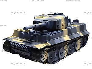 Радиоуправляемый танк «Tiger I», 168-18, игрушки
