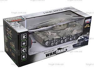 Танк на радиоуправлении с музыкальными эффектами, 369-2, toys.com.ua