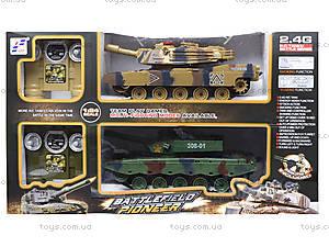 Танк на радиоуправлении в коробке, 788-1, детские игрушки