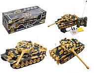 Радиоуправляемый танк с бункером, эффекты, 9986799868, фото